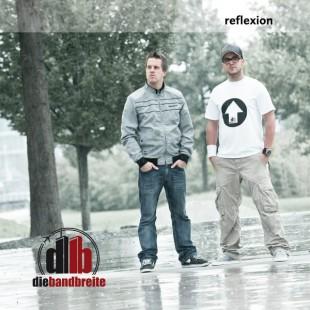 """Das in 2011 veröffentlichte Album """"Reflexion"""" von """"Die Bandbreite"""""""