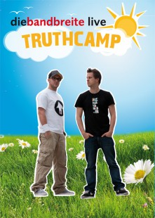 "Live DVD ""Truthcamp - Die Bandbreite live"""