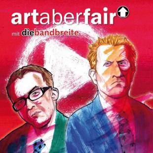 "Die Bandbreite, Album ""art aber fair"""